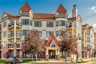 Main Photo: 118 20 Royal Oak Plaza NW in Calgary: Royal Oak Apartment for sale : MLS®# A1132551