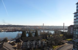 Photo 3: 1203 15 E ROYAL Avenue in New Westminster: Fraserview NW Condo for sale : MLS®# R2023960