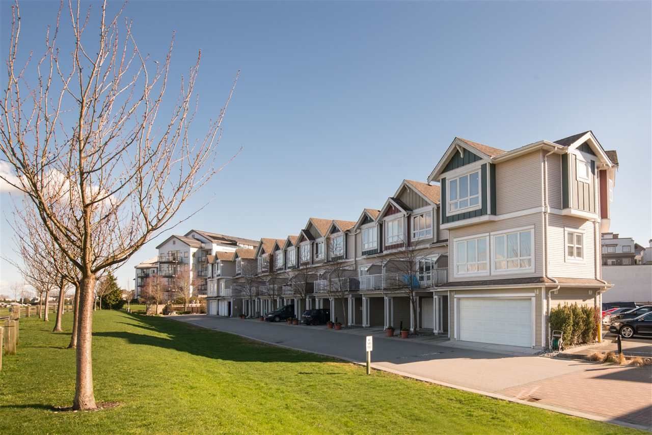 Main Photo: 1 13028 NO 2 ROAD in Richmond: Steveston South Townhouse for sale : MLS®# R2152694