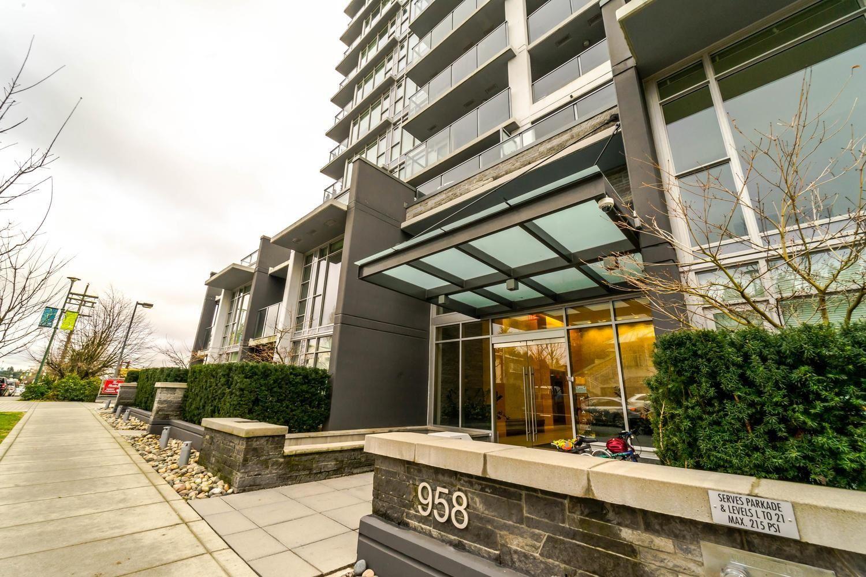 "Main Photo: 1406 958 RIDGEWAY Avenue in Coquitlam: Central Coquitlam Condo for sale in ""THE AUSTIN"" : MLS®# R2624468"
