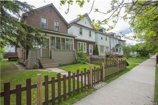 Photo 1: 804 Banning Street in Winnipeg: West End Residential for sale (5C)  : MLS®# 1720547
