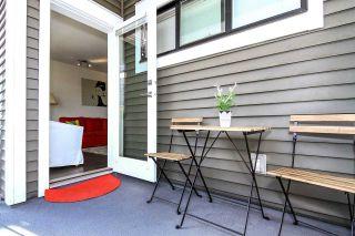 "Photo 21: 210 210 LEBLEU Street in Coquitlam: Maillardville Condo for sale in ""MACKIN PARK"" : MLS®# R2078087"