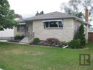 Photo 1: 77 Lennox Avenue in Winnipeg: Residential for sale (2D)  : MLS®# 1819637
