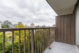 """Photo 15: 806 1251 CARDERO Street in Vancouver: West End VW Condo for sale in """"SURFCREST"""" (Vancouver West)  : MLS®# R2625738"""