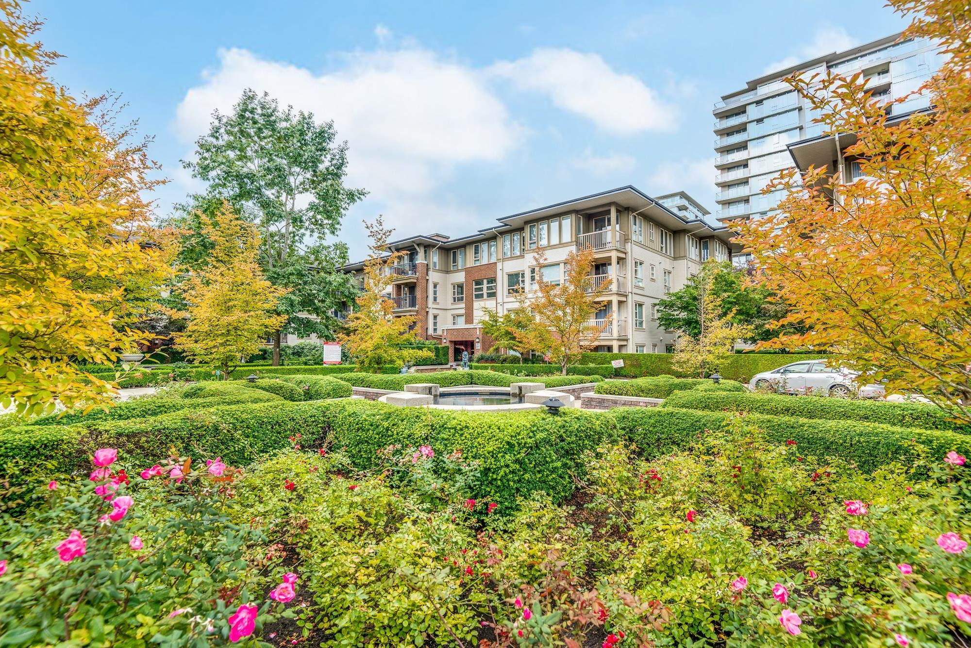 """Main Photo: 6213 5117 GARDEN CITY Road in Richmond: Brighouse Condo for sale in """"LIONS PARK"""" : MLS®# R2619894"""