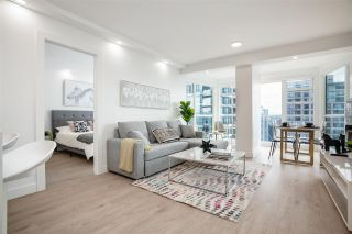 "Photo 1: 2606 939 HOMER Street in Vancouver: Yaletown Condo for sale in ""THE PINNACLE"" (Vancouver West)  : MLS®# R2555525"