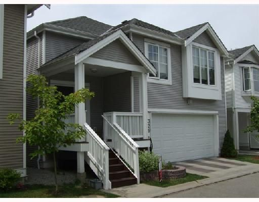 """Main Photo: 329 3000 RIVERBEND Drive in Coquitlam: Coquitlam East House for sale in """"RIVERBEND"""" : MLS®# V725118"""
