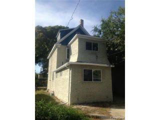Photo 2: 371 Home Street in WINNIPEG: West End / Wolseley Residential for sale (West Winnipeg)  : MLS®# 1321837