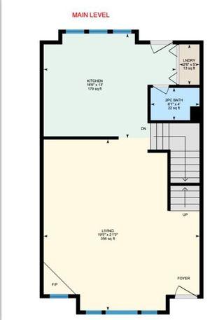 Photo 24: 678 Regal Park NE in Calgary: Renfrew Row/Townhouse for sale : MLS®# A1103366