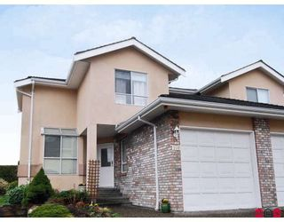 """Photo 1: 150 15550 26TH Avenue in Surrey: King George Corridor Townhouse for sale in """"SUNNYSIDE GATE"""" (South Surrey White Rock)  : MLS®# F2904183"""