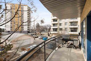 Photo 24: 203 11415 100 Avenue NW in Edmonton: Zone 12 Condo for sale : MLS®# E4238017
