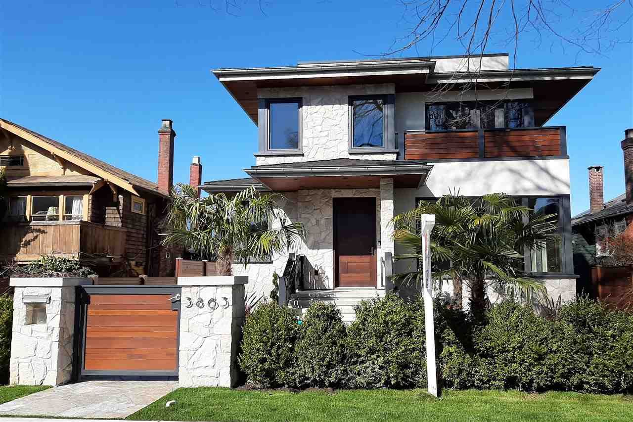 Photo 2: Photos: 3863 W 20TH Avenue in Vancouver: Dunbar House for sale (Vancouver West)  : MLS®# R2475531