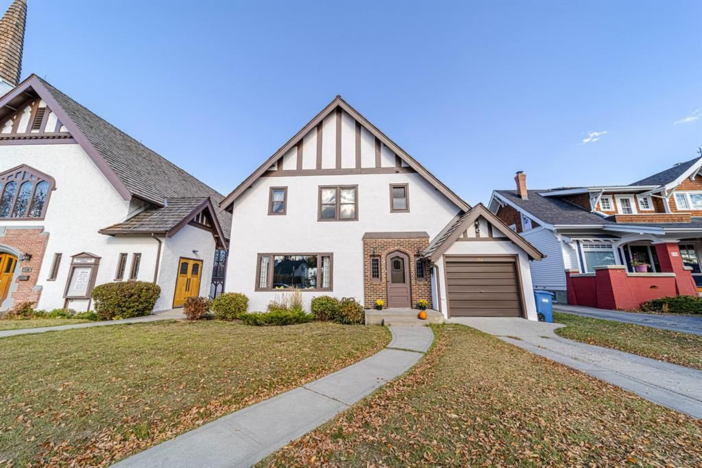 Main Photo: 132 Scarboro Avenue SW in Calgary: Scarboro Detached for sale : MLS®# A1153411