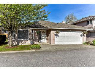 """Photo 1: 146 15501 89A Avenue in Surrey: Fleetwood Tynehead Townhouse for sale in """"AVONDALE"""" : MLS®# R2058402"""
