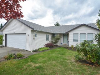 Photo 1: 347 TORRENCE ROAD in COMOX: CV Comox (Town of) House for sale (Comox Valley)  : MLS®# 772724