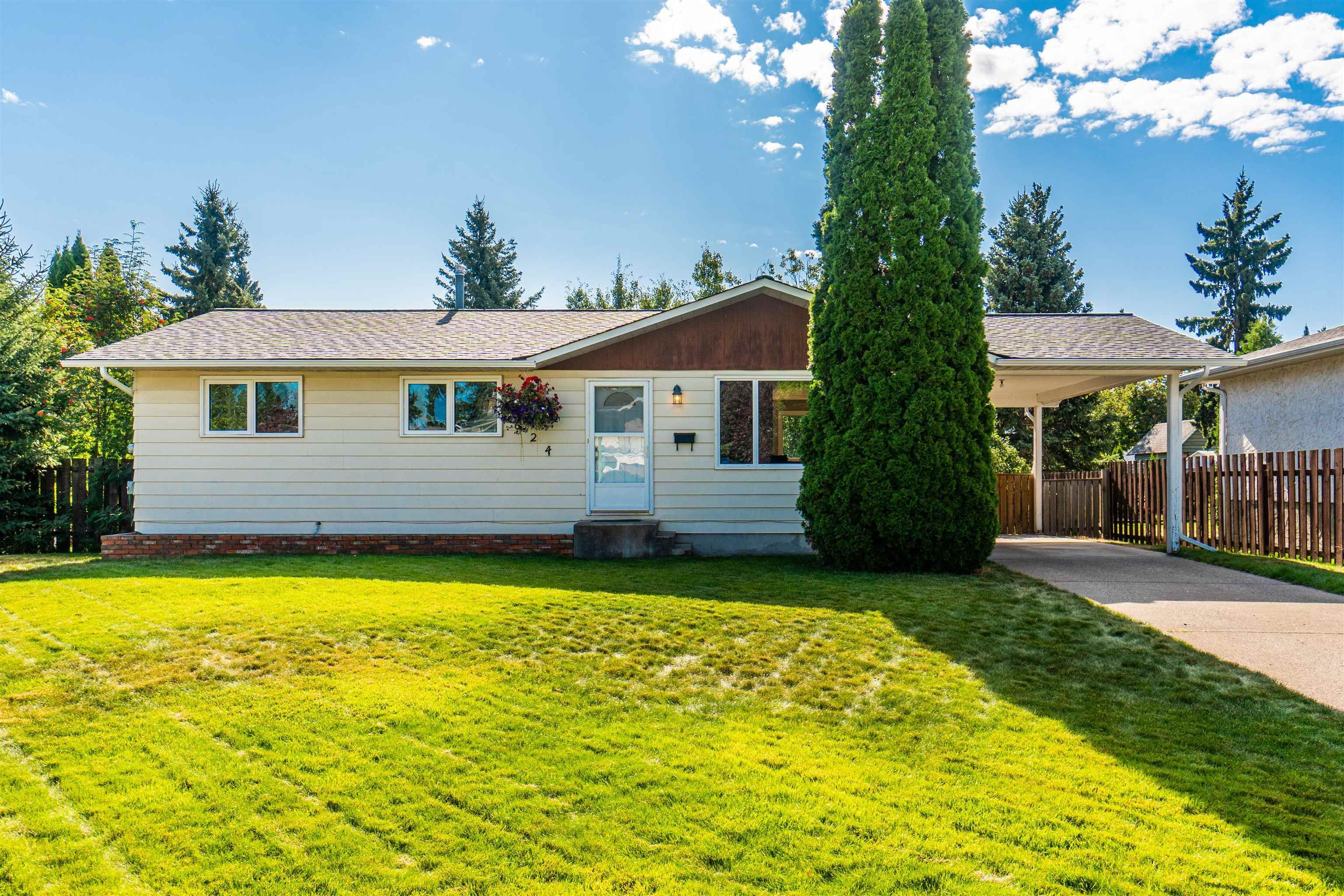 Main Photo: 624 KERRY Street in Prince George: Lakewood House for sale (PG City West (Zone 71))  : MLS®# R2612111