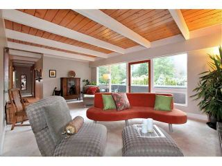 Photo 3: 3977 SUNSET Boulevard in North Vancouver: Capilano Highlands House for sale : MLS®# V952217