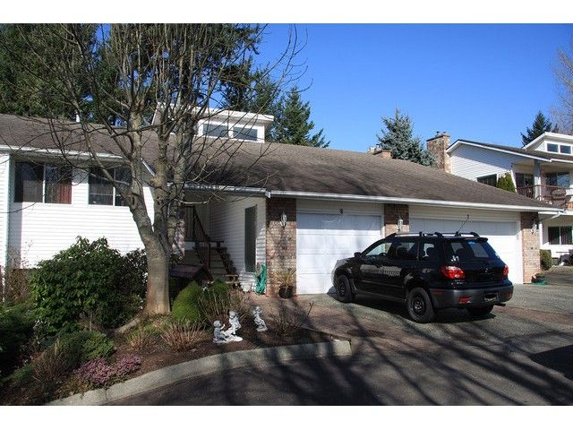 Main Photo: # 7 3632 BULKLEY ST in Abbotsford: Abbotsford East Condo for sale : MLS®# F1442106