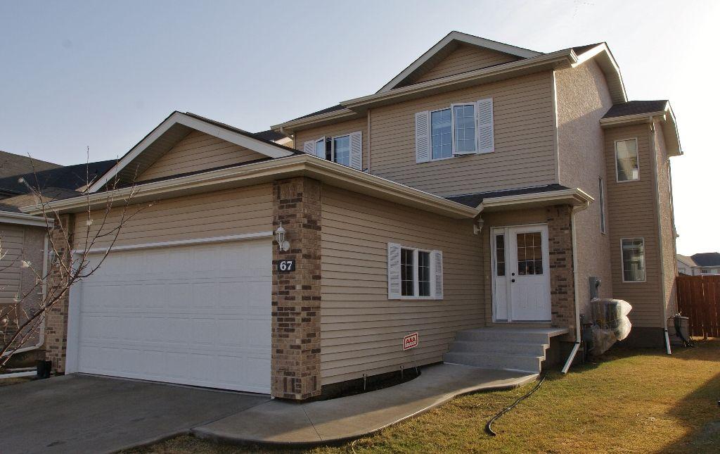 Main Photo: 67 Al Thompson Drive in Winnipeg: North Kildonan Residential for sale ()  : MLS®# 1204571