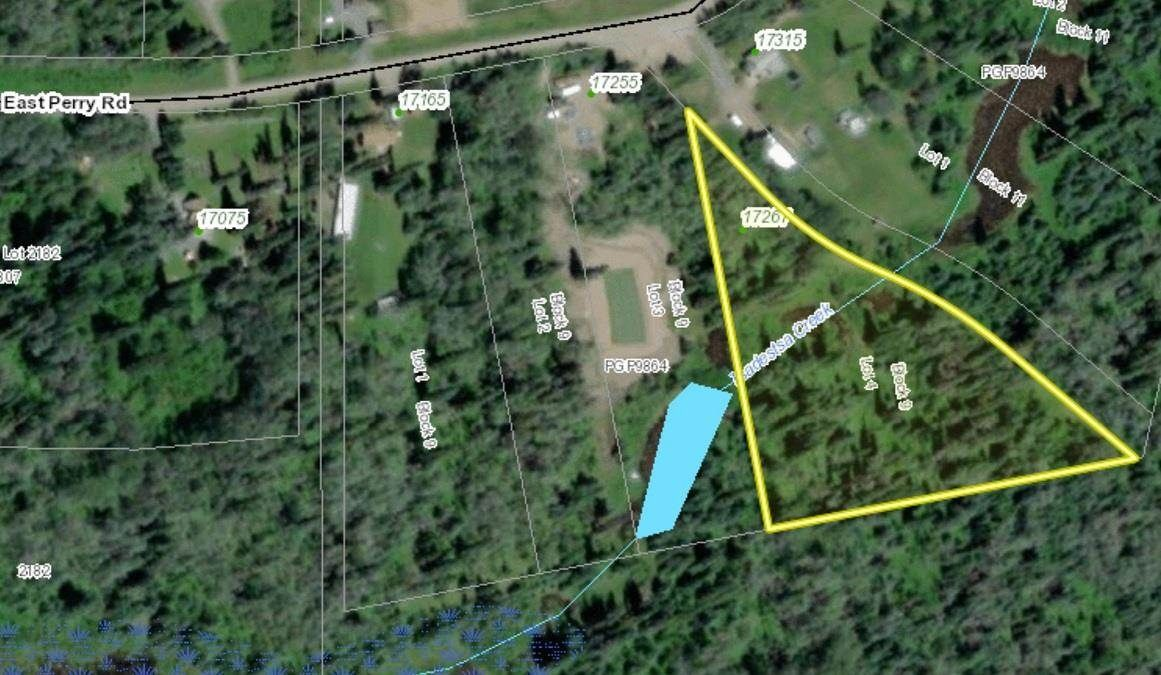 Main Photo: LOT 4 E PERRY Road in Prince George: Giscome/Ferndale Land for sale (PG Rural East (Zone 80))  : MLS®# R2573498
