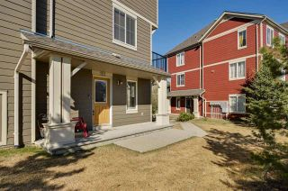 Photo 14: 151 603 WATT Boulevard SW in Edmonton: Zone 53 Townhouse for sale : MLS®# E4240641
