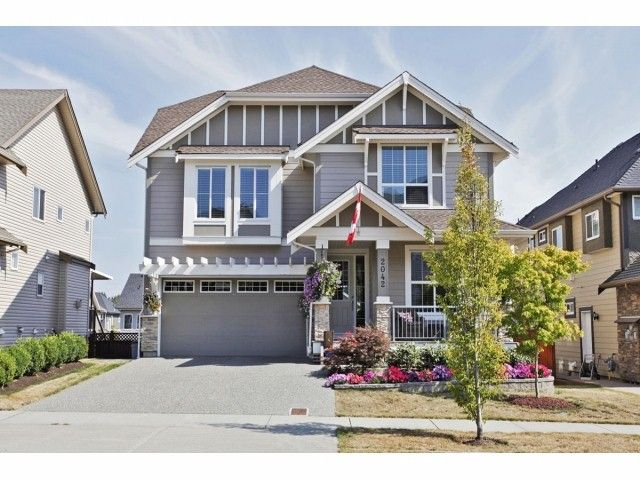 "Main Photo: 2042 ZINFANDEL DR in Abbotsford: House for sale in ""Pepin Brook"" : MLS®# F1319051"