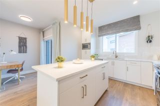 """Photo 4: 29 1639 162 Street in Surrey: King George Corridor Townhouse for sale in """"Horizon"""" (South Surrey White Rock)  : MLS®# R2591776"""