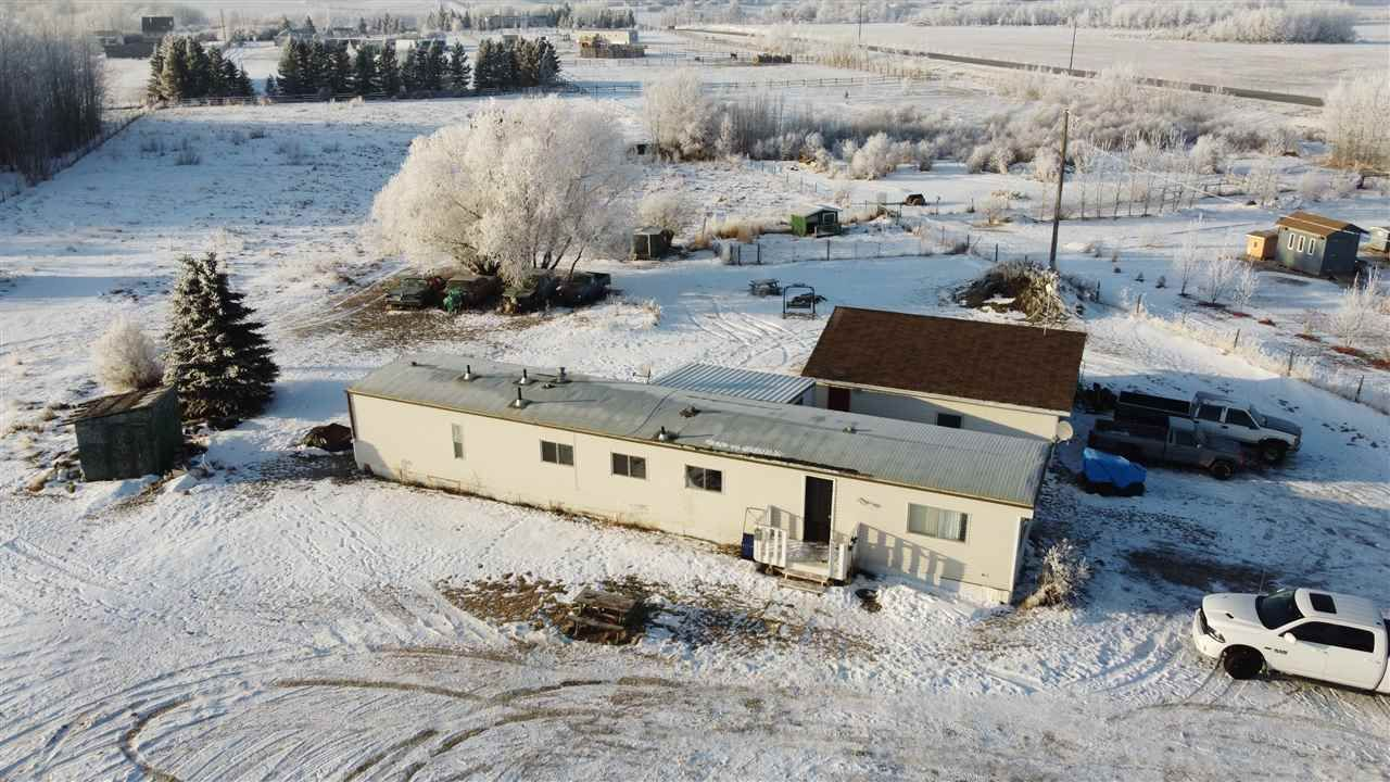 Main Photo: 52 23319 TWP RD 572: Rural Sturgeon County Manufactured Home for sale : MLS®# E4223847