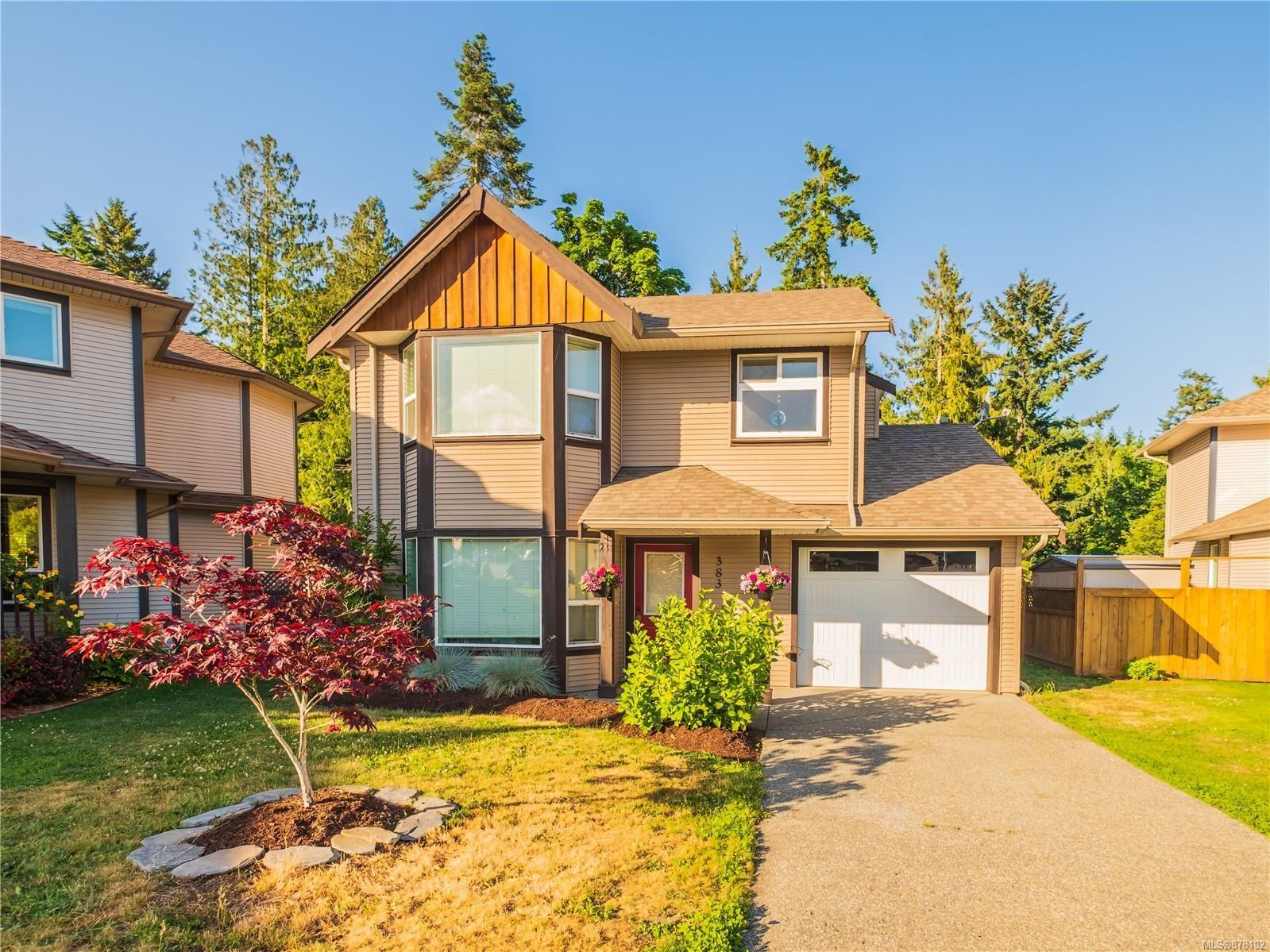 Main Photo: 383 Applewood Cres in : Na South Nanaimo House for sale (Nanaimo)  : MLS®# 878102