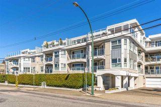 """Photo 1: 404 15367 BUENA VISTA Avenue: White Rock Condo for sale in """"The Palms"""" (South Surrey White Rock)  : MLS®# R2566212"""