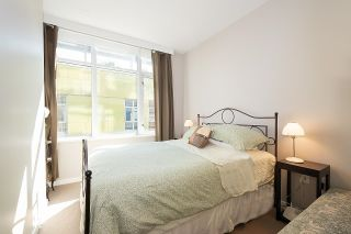 """Photo 23: 410 181 W 1ST Avenue in Vancouver: False Creek Condo for sale in """"The Brook"""" (Vancouver West)  : MLS®# R2614809"""
