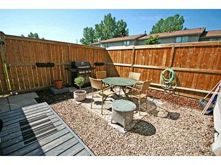 Photo 18: 81 123 QUEENSLAND Drive SE in CALGARY: Queensland Residential Attached for sale (Calgary)  : MLS®# C3624581