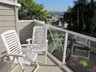 """Photo 19: 4 323 GOVERNORS Court in New Westminster: Fraserview NW Townhouse for sale in """"FRASERVIEW"""" : MLS®# R2135689"""