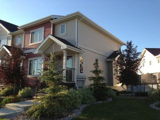 Photo 1: 17 5146 MULLEN Road in Edmonton: Zone 14 Townhouse for sale : MLS®# E4256261