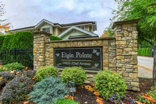 "Photo 2: 43 14655 32 Avenue in Surrey: Elgin Chantrell Townhouse for sale in ""ELGIN POINTE"" (South Surrey White Rock)  : MLS®# R2559487"