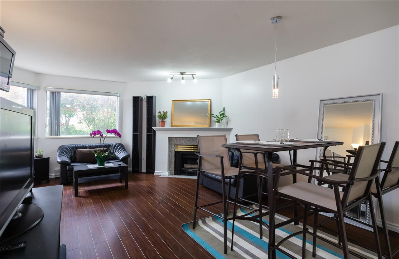 Main Photo: 104 3638 RAE Avenue in Vancouver: Collingwood VE Condo for sale (Vancouver East)  : MLS®# R2270440