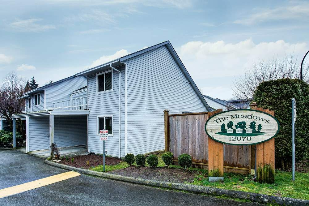 """Main Photo: 19 12070 207A Street in Maple Ridge: Northwest Maple Ridge Townhouse for sale in """"The Meadows"""" : MLS®# R2541585"""