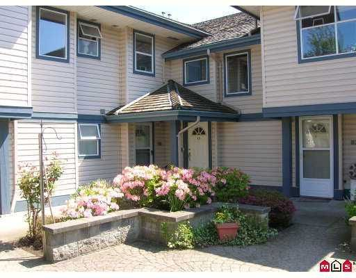 "Photo 1: Photos: 48 5670 208TH Street in Langley: Langley City Townhouse for sale in ""The Meadows"" : MLS®# F2711605"