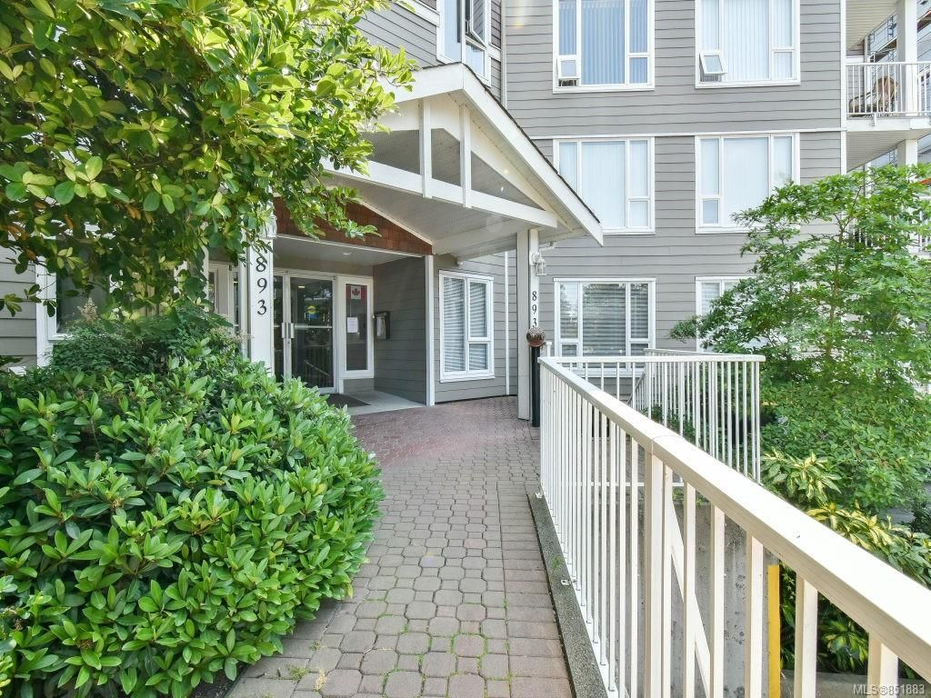 Main Photo: 103 893 Hockley Ave in Langford: La Langford Proper Condo for sale : MLS®# 851883