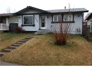 Photo 1: 1136 RANCHLANDS Boulevard NW in CALGARY: Ranchlands Residential Detached Single Family for sale (Calgary)  : MLS®# C3613144