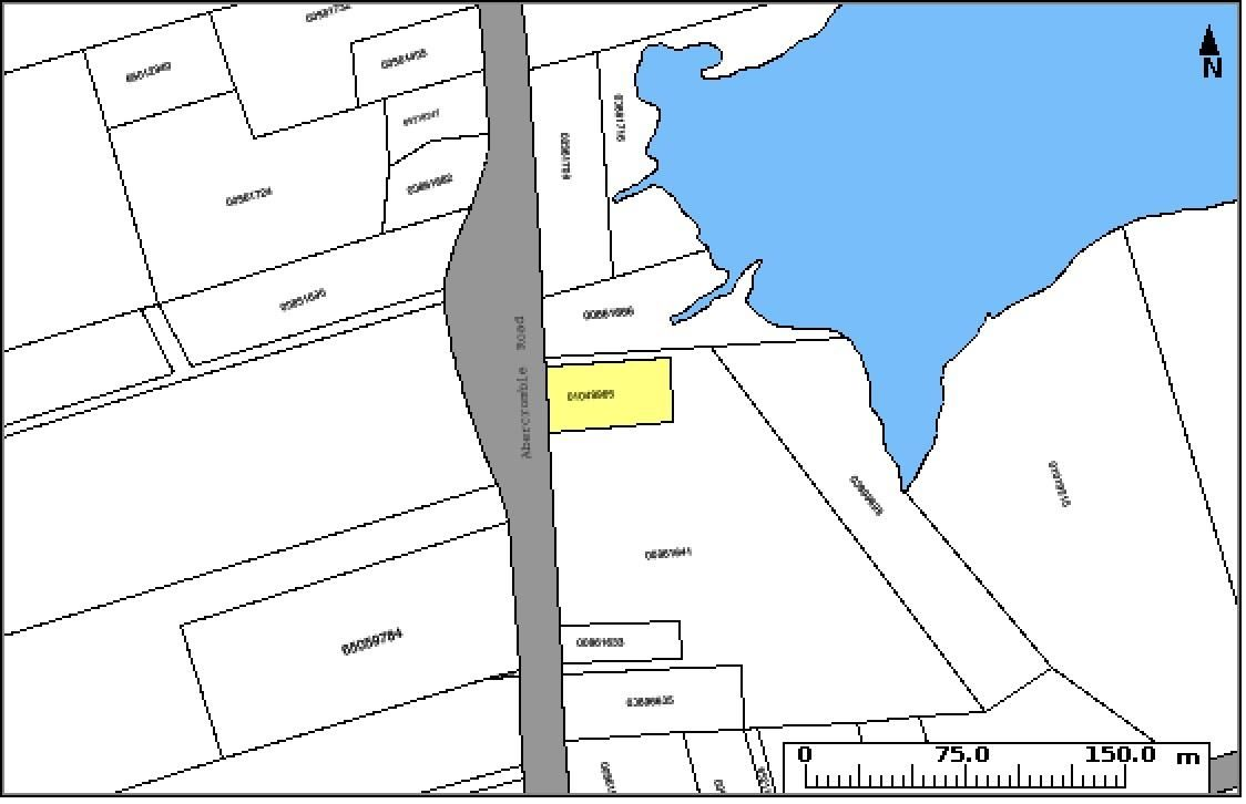 Main Photo: Lot 1 . Abercrombie Road in Abercrombie: 108-Rural Pictou County Vacant Land for sale (Northern Region)  : MLS®# 202115950
