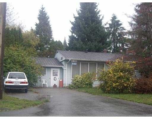 """Main Photo: 2143 DAWES HILL RD in Coquitlam: Cape Horn House for sale in """"CAPE HORN"""" : MLS®# V561959"""