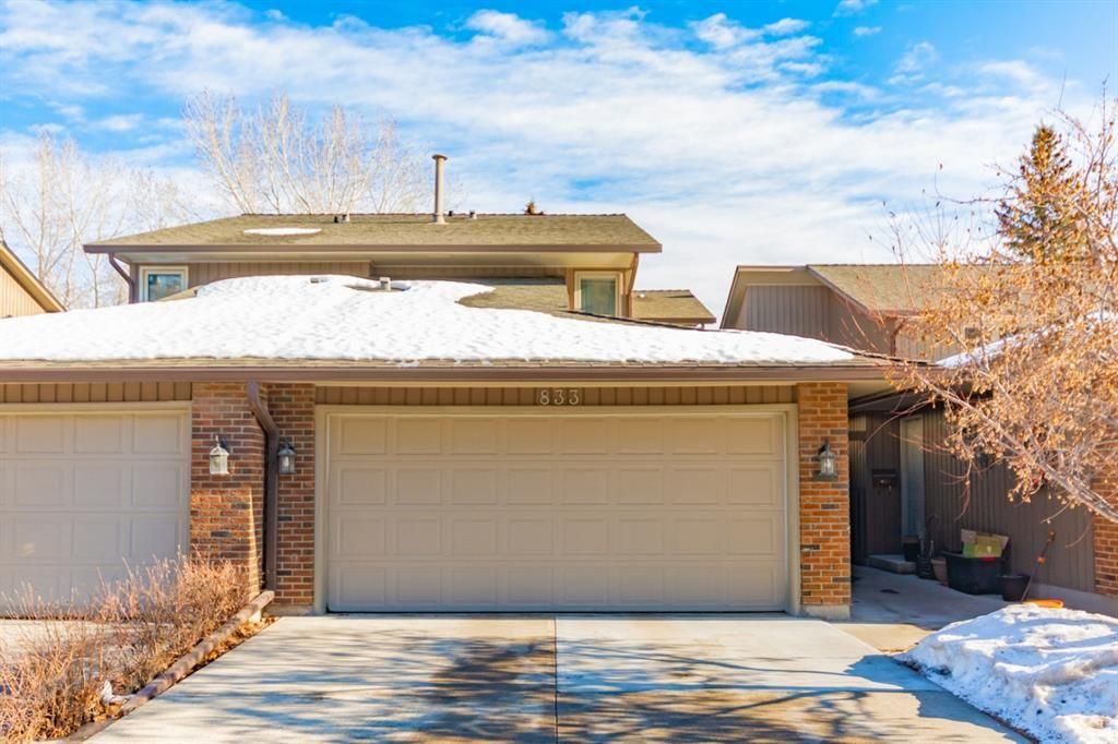 Main Photo: 833 860 Midridge Drive SE in Calgary: Midnapore Semi Detached for sale : MLS®# A1065739