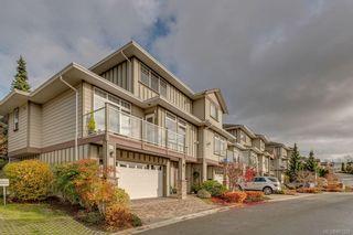 Photo 1: 15 759 Sanctuary Crt in : SE High Quadra Row/Townhouse for sale (Saanich East)  : MLS®# 861226