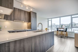 "Photo 3: 1604 668 COLUMBIA Street in New Westminster: Quay Condo for sale in ""TRAPP & HOLBROOK"" : MLS®# R2541245"