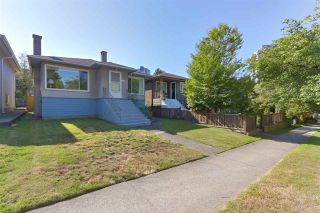 Photo 1: 5232 HOY Street in Vancouver: Collingwood VE House for sale (Vancouver East)  : MLS®# R2392696