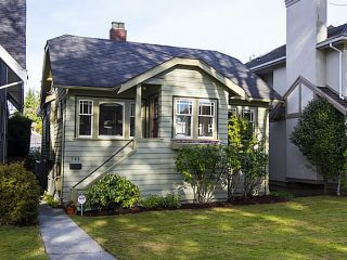 Main Photo: 785 W 26TH Avenue in Vancouver: Cambie House for sale (Vancouver West)  : MLS®# V1103042