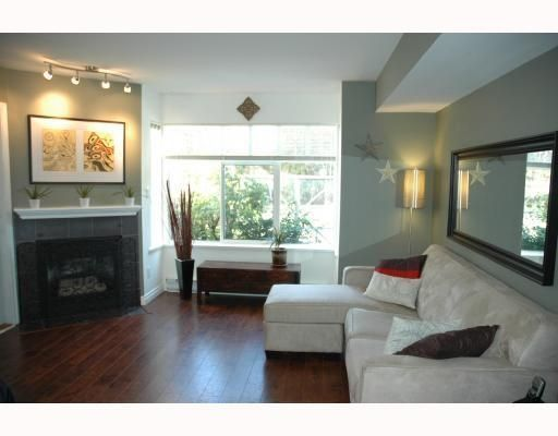 Main Photo: # 101 630 ROCHE POINT DR in North Vancouver: Condo for sale : MLS®# V758505
