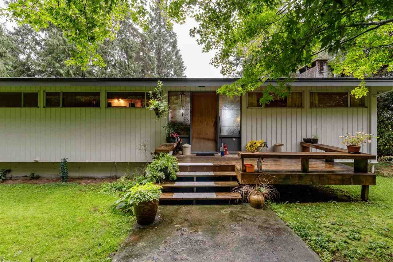 Main Photo: 3607 BEDWELL BAY Road: Belcarra House for sale (Port Moody)  : MLS®# R2405840