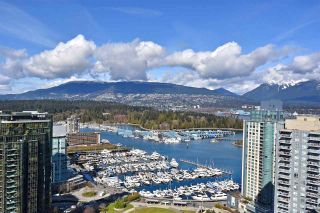 """Photo 1: 2804 1211 MELVILLE Street in Vancouver: Coal Harbour Condo for sale in """"The Ritz"""" (Vancouver West)  : MLS®# R2247457"""